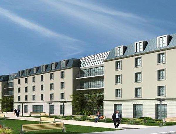 MAPAD : Une nouvelle résidence à Paris XVIIIe