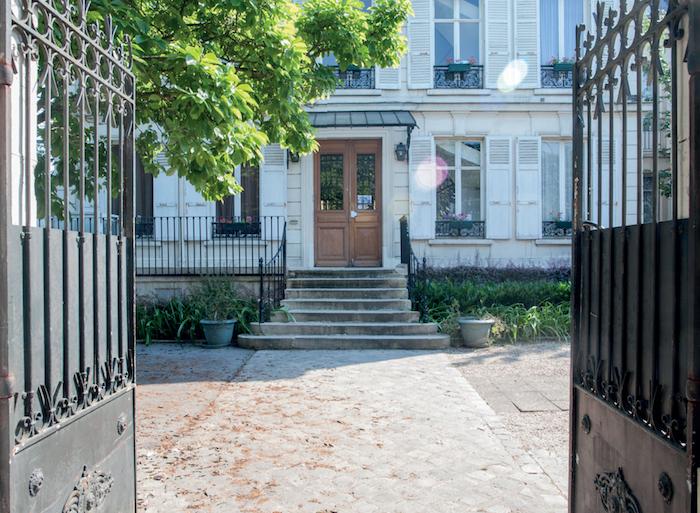 La résidence Molière